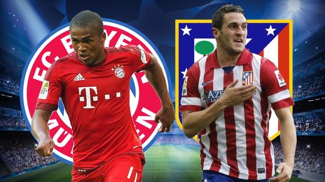 Cham diem Bayern vs Atletico: Tiec cho Hum xam hinh anh 8