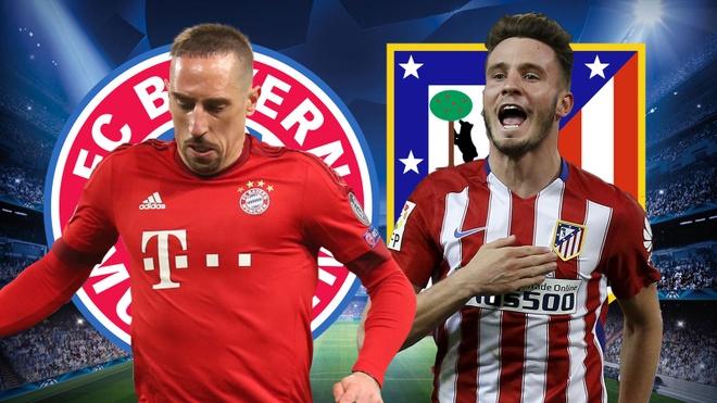 Cham diem Bayern vs Atletico: Tiec cho Hum xam hinh anh 9