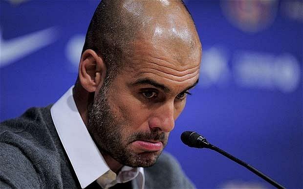 'Pep se bi lang quen tai Bayern' hinh anh 1