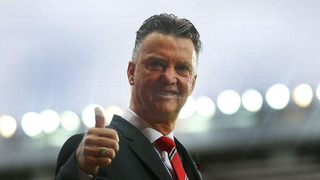 Van Gaal: 'Toi se la fan Arsenal vao ngay hom nay' hinh anh