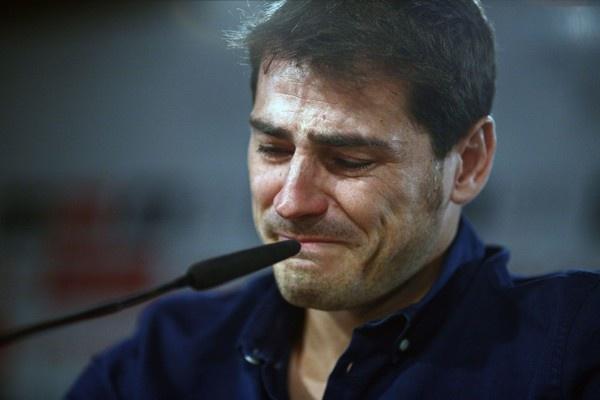 Casillas: 'Toi chi la mot con roi tai Real' hinh anh 1