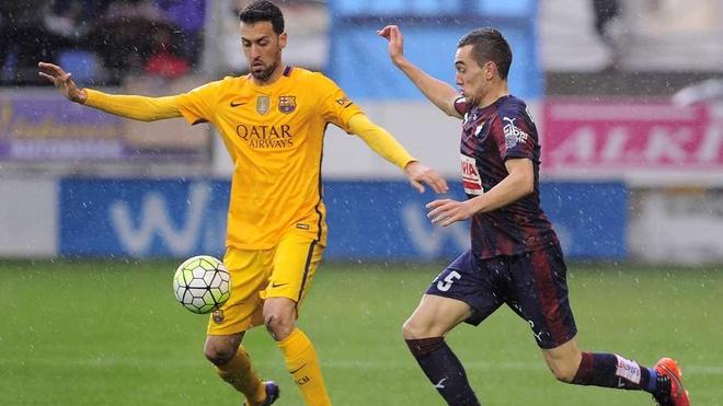 Thanh Madrid thong tri doi hinh tieu bieu La Liga 2015/16 hinh anh 7