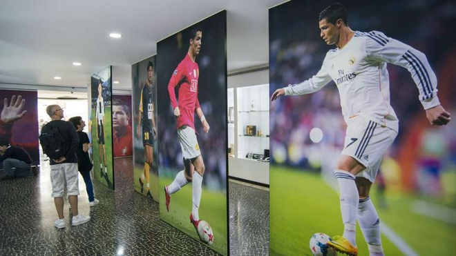 Kham pha bao tang ca nhan cua Ronaldo o que nha hinh anh 12