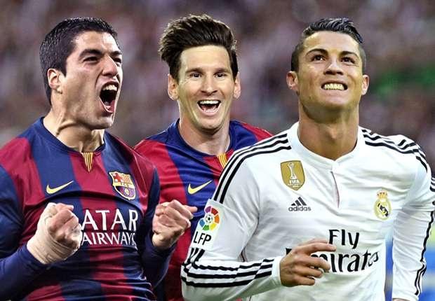 The doc ton cua Ronaldo va Messi bi Suarez pha vo hinh anh