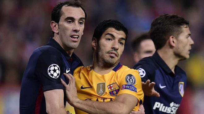 Suarez, Higuain sat canh trong doi hinh hay nhat chau Au hinh anh 4