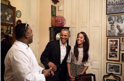 Obama yeu the thao anh 16