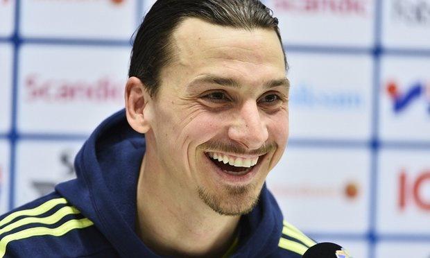 Ibrahimovic san sang cho nhung thu thach tai MU hinh anh