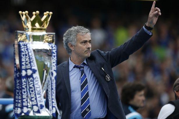 Su nghiep cua Jose Mourinho qua nhung con so hinh anh