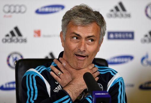 Nhung chieu tro lam nen thuong hieu cua Jose Mourinho hinh anh
