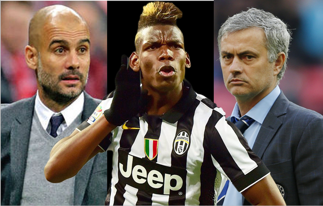 Pep giuong co trang truoc Mourinho vu Pogba hinh anh 1