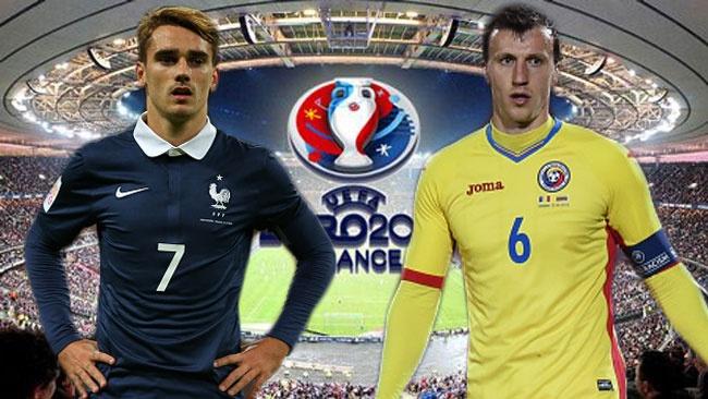 khai mac Euro 2016 Phap Romania anh 1