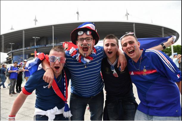 khai mac Euro 2016 Phap Romania anh 11