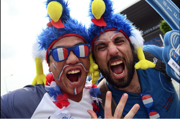 khai mac Euro 2016 Phap Romania anh 12