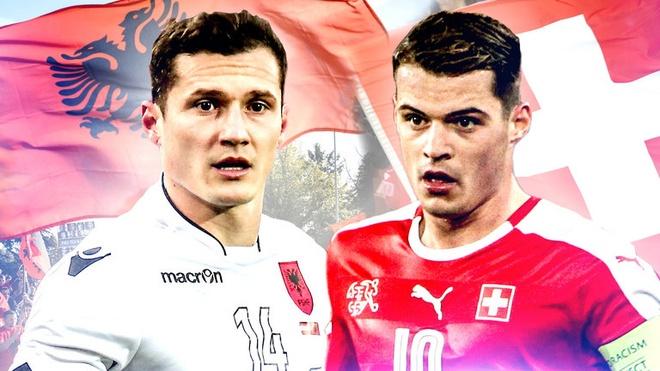 Thuy Si - Albania (1-0): Tiec cho Albania hinh anh 1