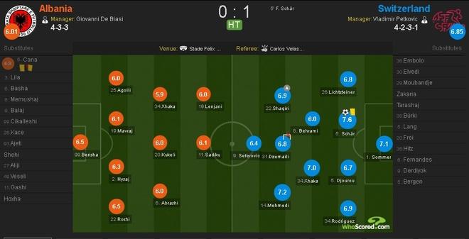 Thuy Si - Albania (1-0): Tiec cho Albania hinh anh 19