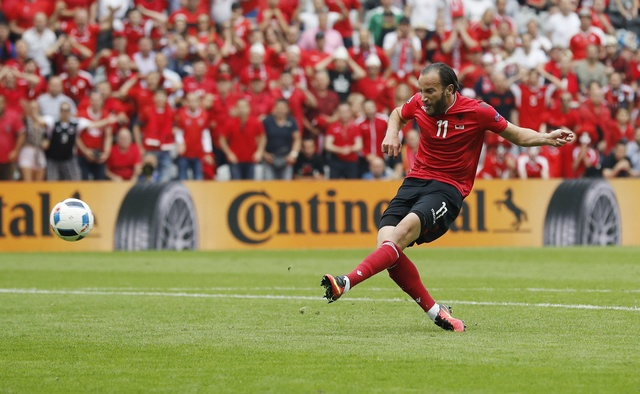 Thuy Si - Albania (1-0): Tiec cho Albania hinh anh 25