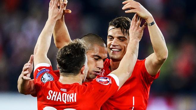 Thuy Si - Albania (1-0): Tiec cho Albania hinh anh 3