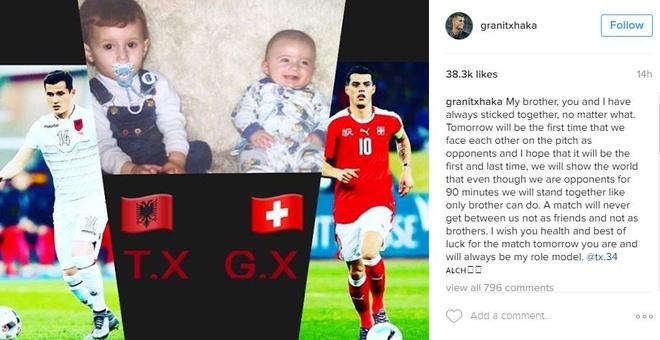 Thuy Si - Albania (1-0): Tiec cho Albania hinh anh 14