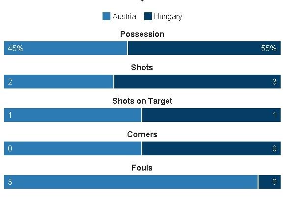 Ao vs Hungary (0-2): Phoi ao ngay ra quan hinh anh 18