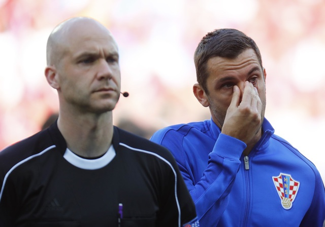 Croatia vs CH Czech (2-2): Kich tinh phut bu gio hinh anh 17