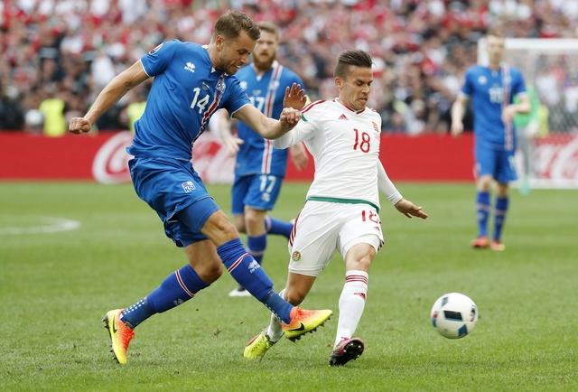 Truc tiep Iceland vs Hungary anh 12