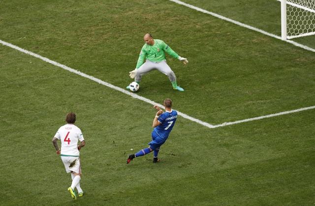 Truc tiep Iceland vs Hungary anh 14