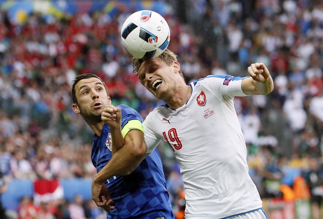 Croatia vs CH Czech (2-2): Kich tinh phut bu gio hinh anh 21