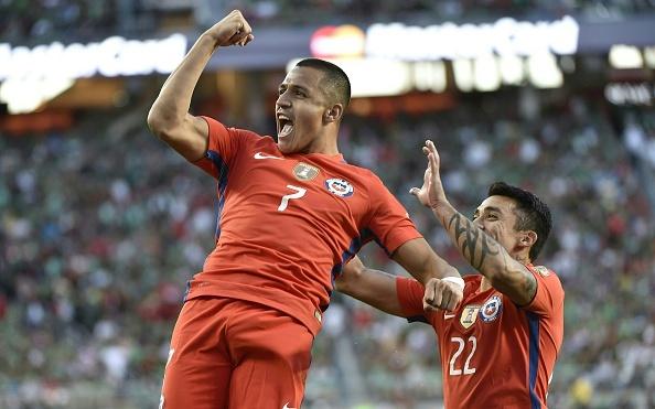 Mexico vs Chile (0-7): Dang cap nha vo dich hinh anh