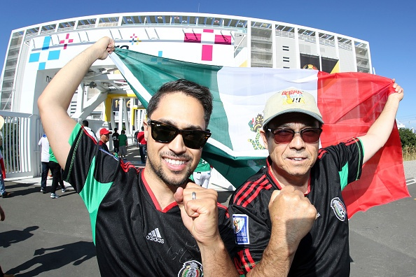 Mexico vs Chile (0-7): Dang cap nha vo dich hinh anh 3