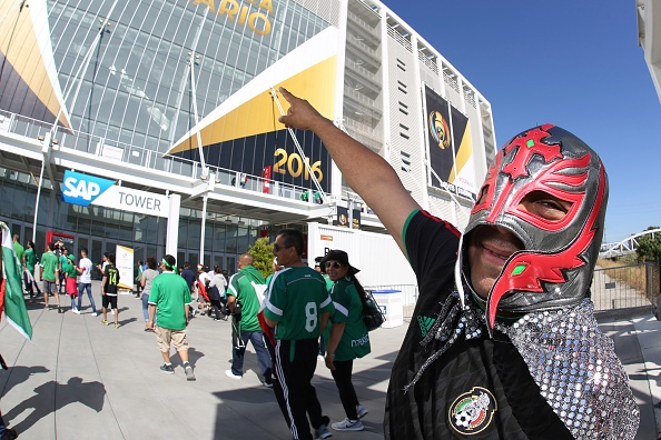 Mexico vs Chile (0-7): Dang cap nha vo dich hinh anh 4
