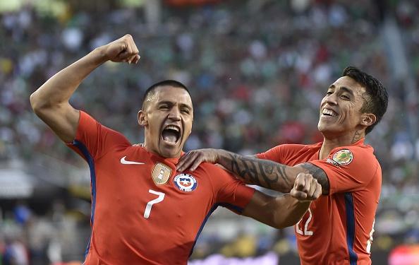 Mexico vs Chile (0-7): Dang cap nha vo dich hinh anh 12