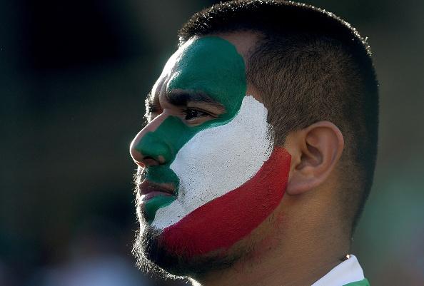 Mexico vs Chile (0-7): Dang cap nha vo dich hinh anh 14