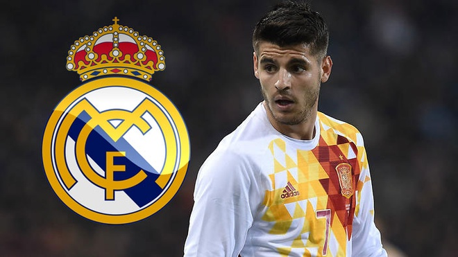 Chuyen nhuong 21/6: Morata tro lai Real Madrid hinh anh
