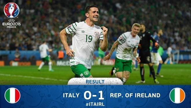 Danh bai Italy, CH Ireland lan dau vuot qua vong bang Euro hinh anh 22