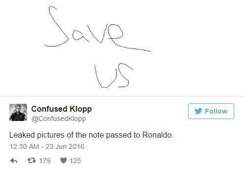 Fan 'che' noi dung manh giay bi an Ronaldo nhan tu HLV hinh anh 7