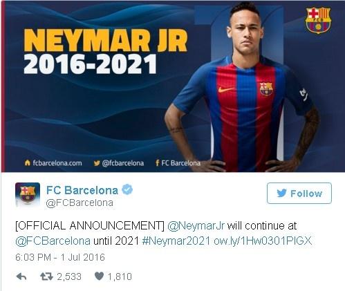 Chuyen nhuong 1/7: Barca troi chan Neymar bang HD 5 nam hinh anh 13