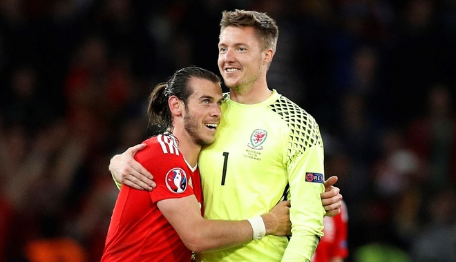 Khong ghi ban, Bale van hay nhat tran xu Wales vs Bi hinh anh
