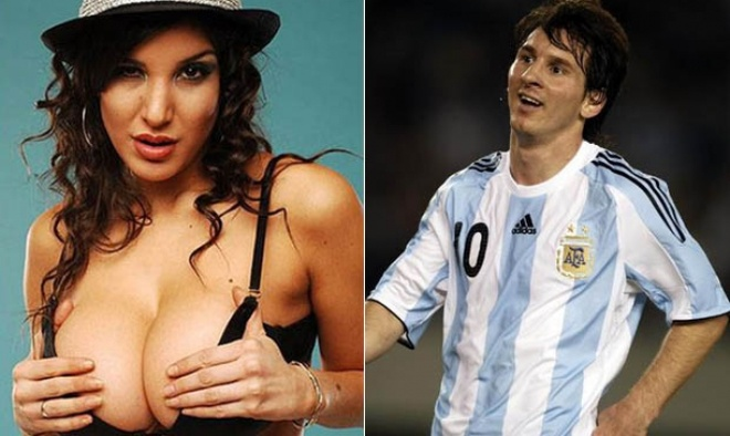 Nhung be boi noi tieng trong su nghiep Lionel Messi hinh anh 1
