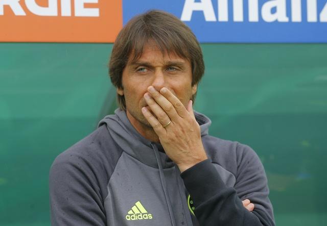 Antonio Conte nhan that bai ngay lan dau dan dat Chelsea hinh anh