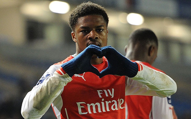 Sao tre toa sang giup Arsenal ha guc MLS All- Stars 2-1 hinh anh