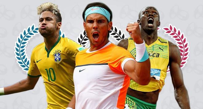 Neymar dan dau top 10 VDV noi tieng tham du Olympics 2016 hinh anh