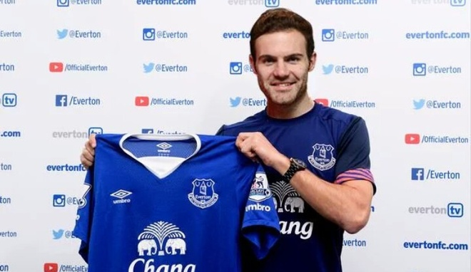 Chuyen nhuong 11/8: Everton muon giai cuu Juan Mata hinh anh