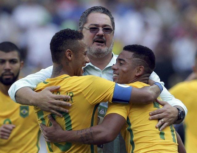 U23 Brazil gianh ve vao chung ket bang chien thang 6 sao hinh anh 10