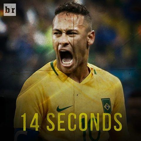 U23 Brazil gianh ve vao chung ket bang chien thang 6 sao hinh anh 8