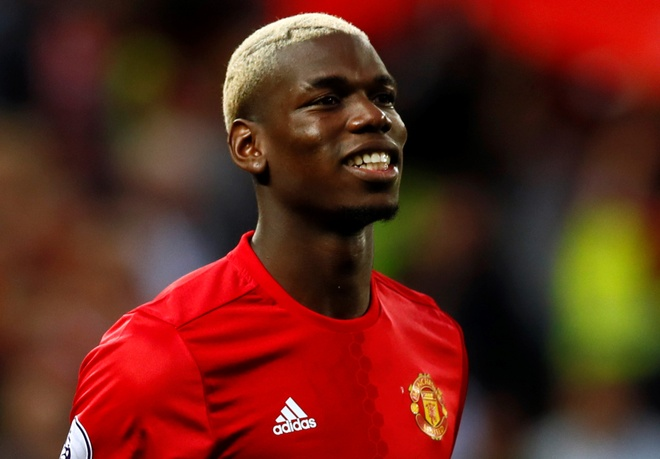 Paul Pogba: 'Hanh phuc la khi duoc choi cho United' hinh anh