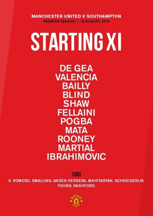 Ibrahimovic lap cu dup, MU de dang vuot ai Southampton hinh anh 9