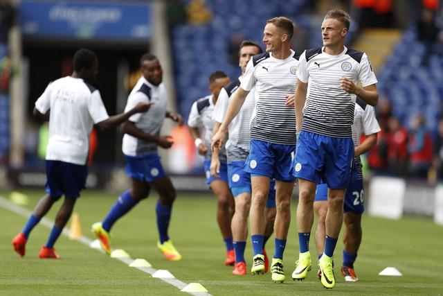 Leicester, Arsenal cam chan nhau o nua cuoi BXH sau tran hoa hinh anh 8