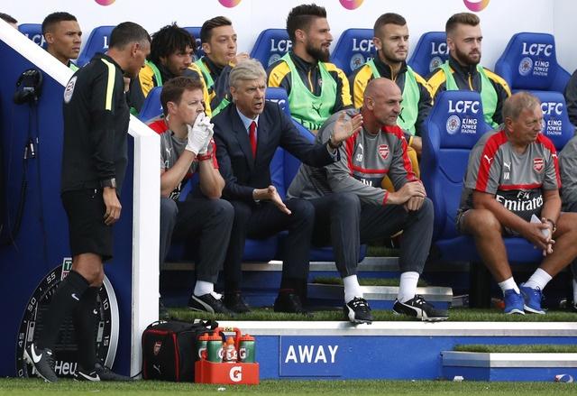 Leicester, Arsenal cam chan nhau o nua cuoi BXH sau tran hoa hinh anh 17