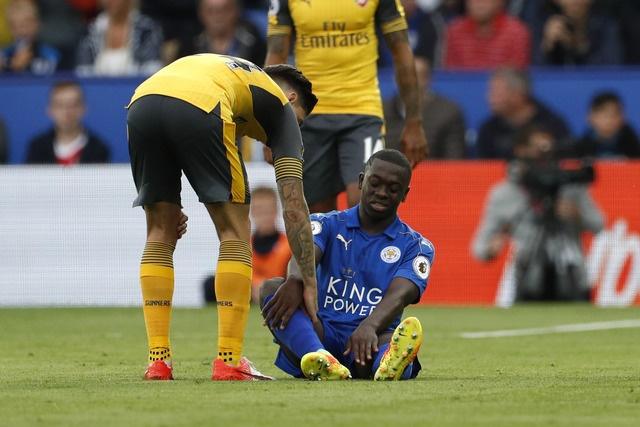 Leicester, Arsenal cam chan nhau o nua cuoi BXH sau tran hoa hinh anh 20
