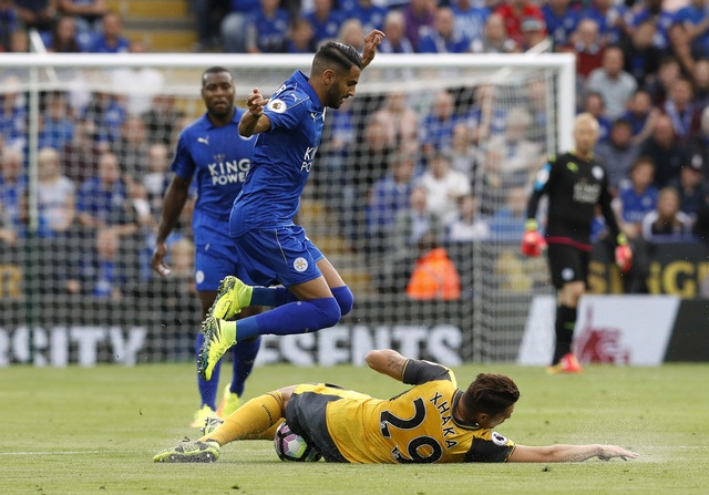 Leicester, Arsenal cam chan nhau o nua cuoi BXH sau tran hoa hinh anh 14
